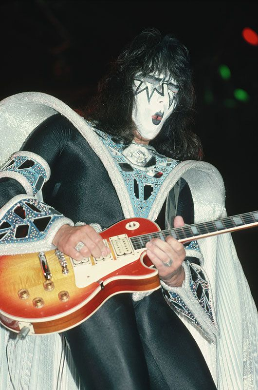 Ace Frehley Ace Frehley Kiss Band Kiss Members