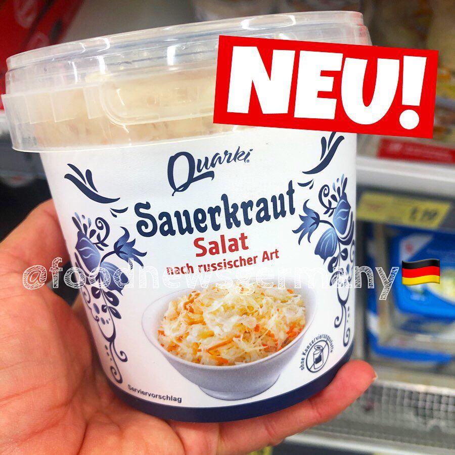 Quarki. Neu im Supermarkt, neu im Laden, foodnews