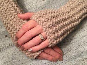 Je tricote des mitaines trop faciles ! - lescoupsdecoeurdejoss.com