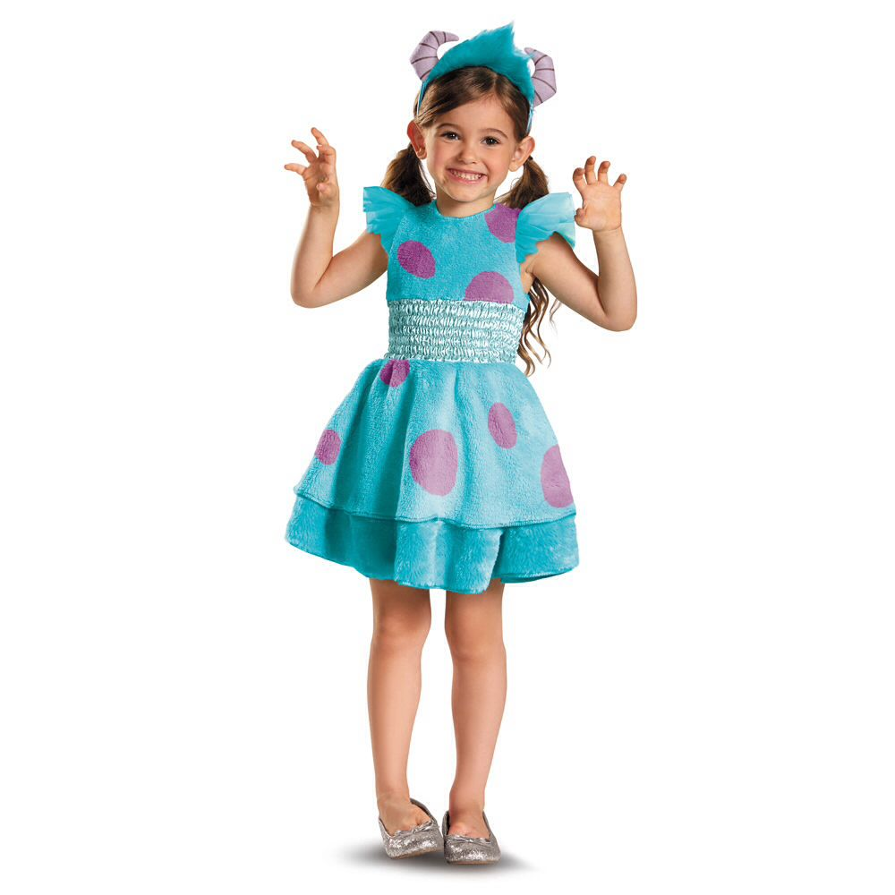 Sully costume for girls #Cute | holiday • fall ] | Pinterest | Sully ...