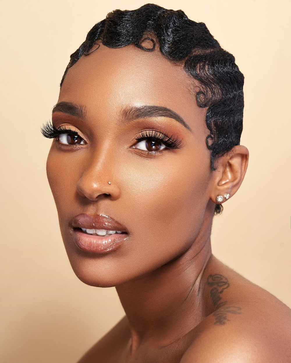 15 Really Cute Finger Wave Hairstyles for Black Women ...