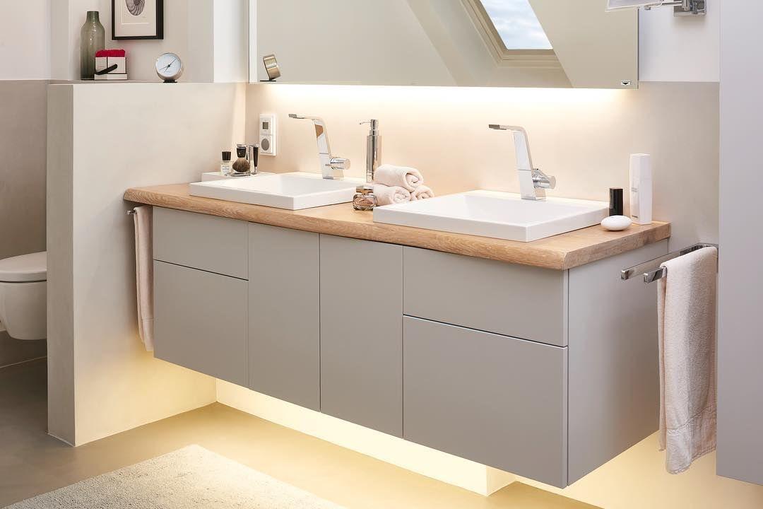 Badezimmer Badezimmerdesign Badezimmerdeko Tischlerei Waschtisch Unterschrank Echtholz Grau Maxfesche Badezimmer Badezimmer Unterschrank Unterschrank