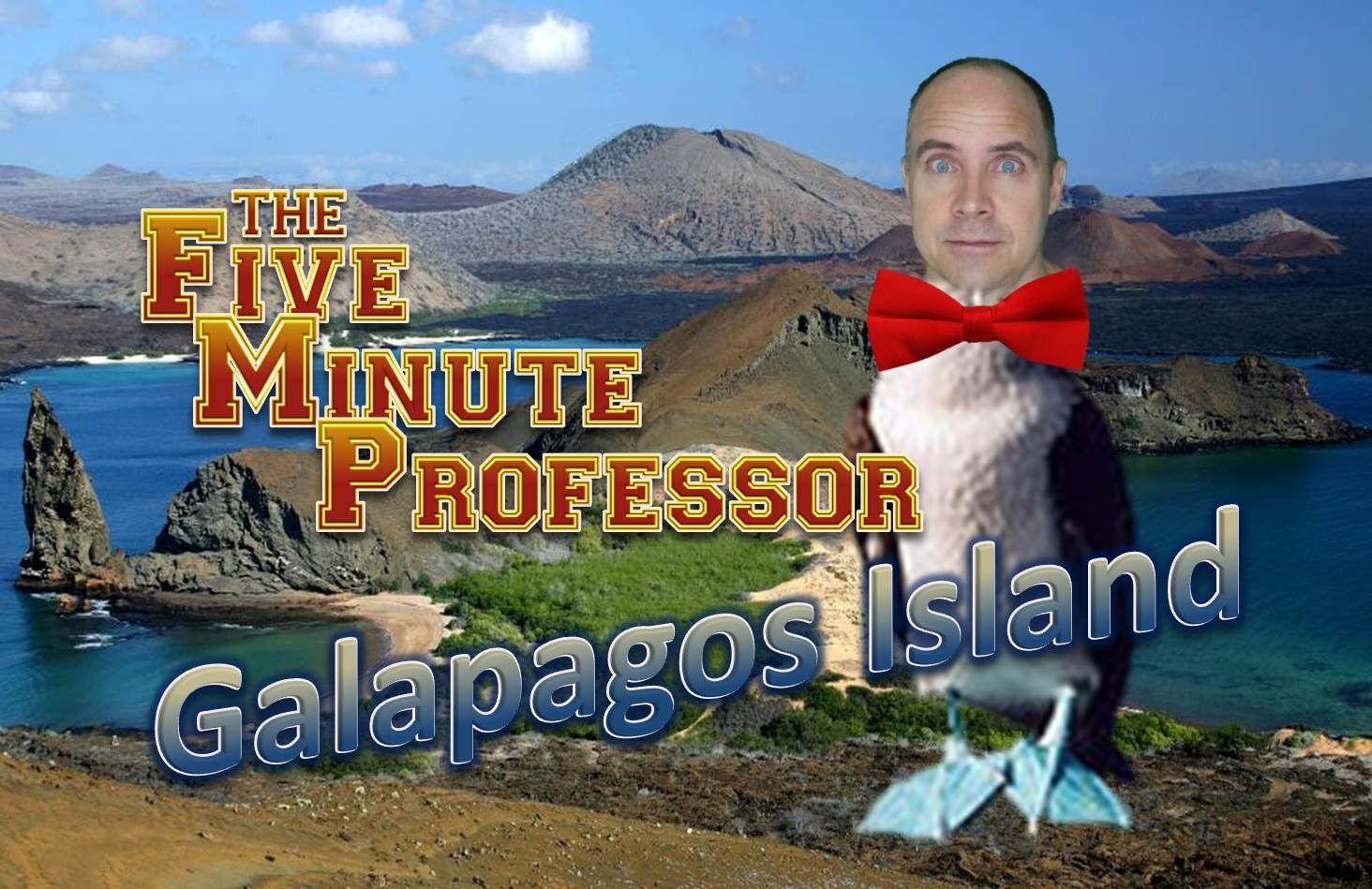 FMP - Galapagos Islands