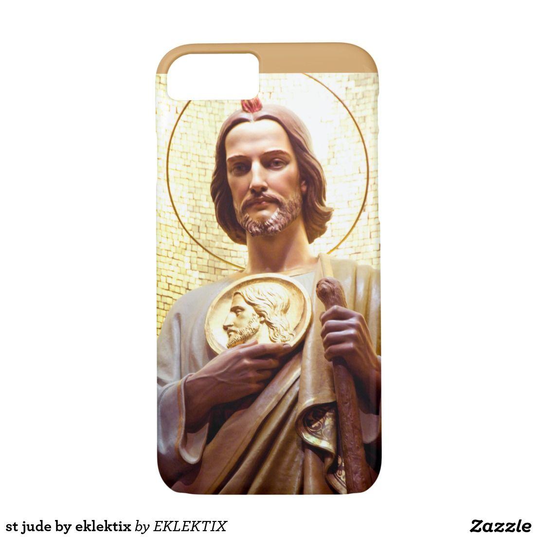 st jude by eklektix iPhone 7 case
