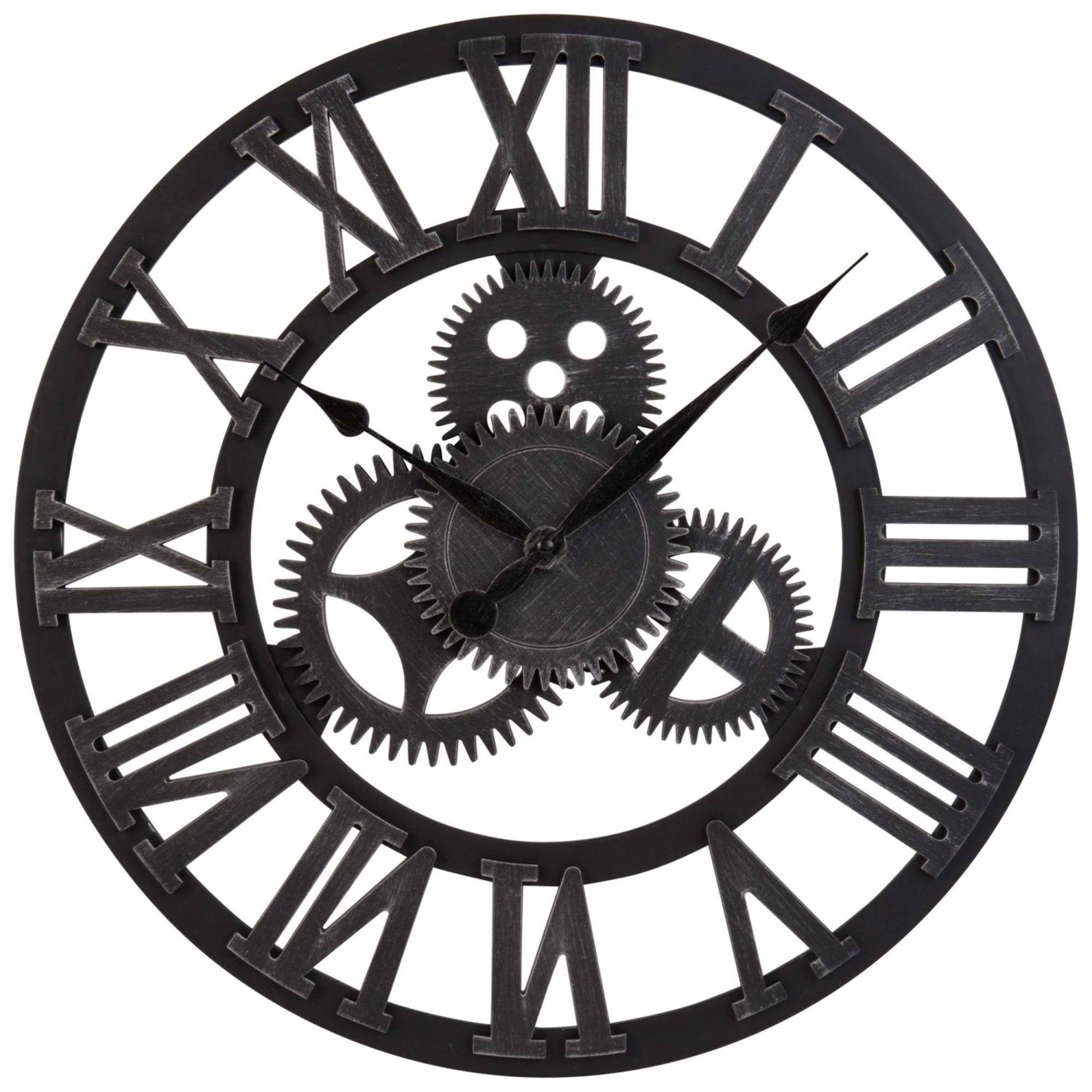 Horloge à Rouages D46 Horloge Maison Du Monde Horloge