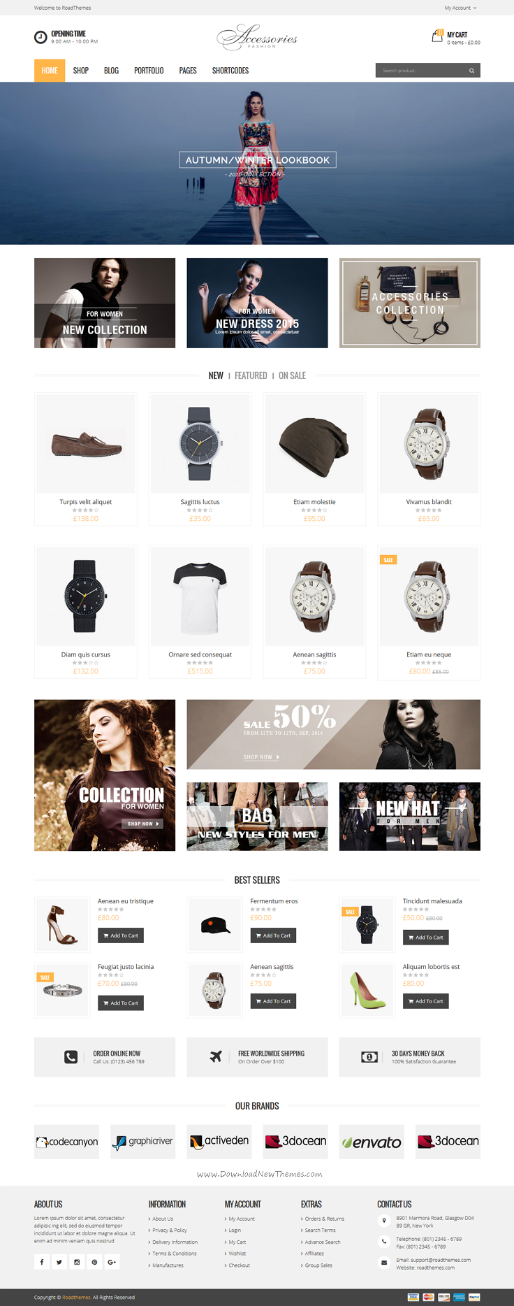 WooAccessories is clean and modern premium #WordPress #theme for multipurpose @eCommerce website with 4 stunning homepage layouts download now➯ https://themeforest.net/item/wooaccessories-responsive-wordpress-theme/14553336?ref=Datasata
