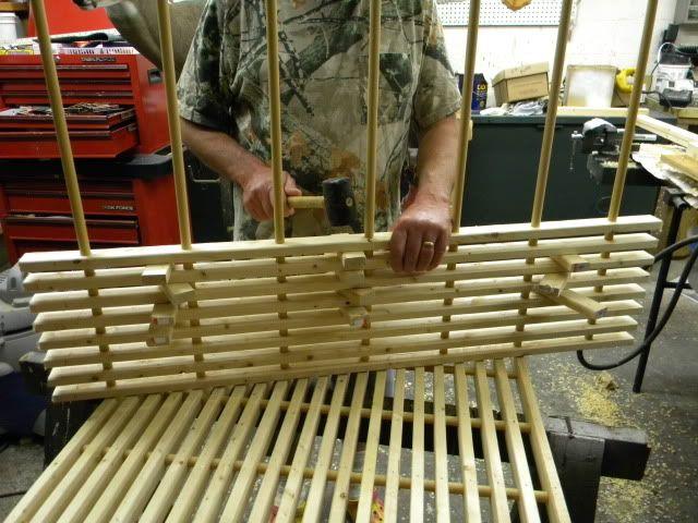 Easy Clean Wood Grate Loft Flooring Pigeon Hobby