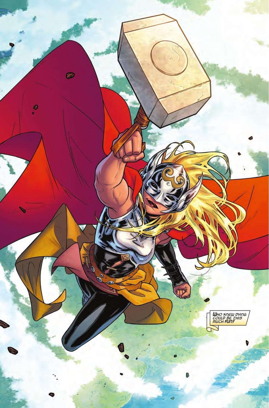 Preview: The Mighty Thor #1, Story: Jason Aaron Art: Russell Dauterman Covers: Russell Dauterman, Olivier Coipel & Mike Deodato Jr. Publisher: Marvel Publication Date: Nov...,  #All-Comic #All-ComicPreviews #Comics #JasonAaron #Marvel #MikeDeodatoJr. #OlivierCoipel #previews #RussellDauterman #THEMIGHTYTHOR