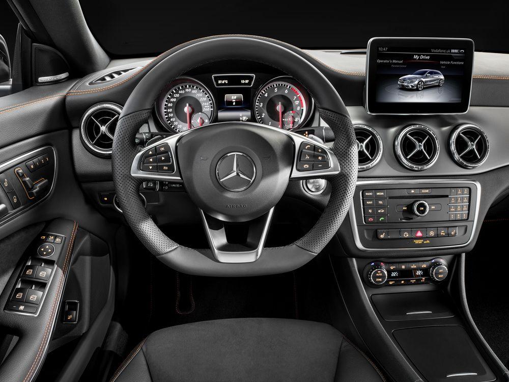 Mercedes Benz Cla Shooting Brake Mercedez Benz Camiones
