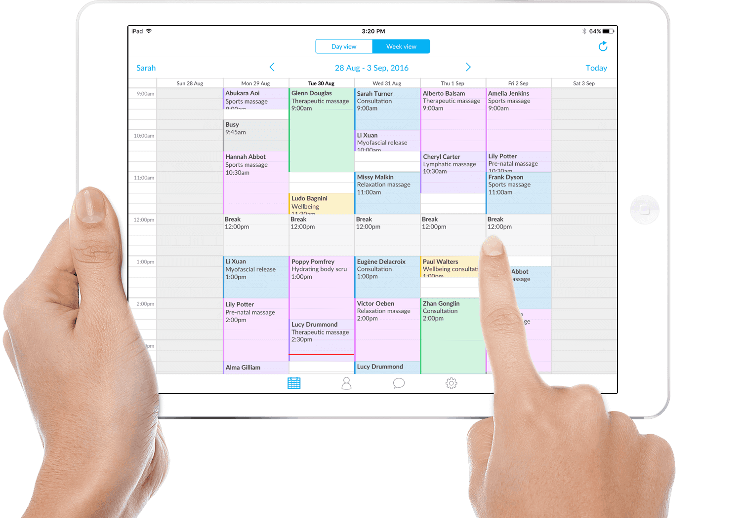 Salon Entrepreneur 2016 Organising Your Appointments Is Quick And Easy With Timely S