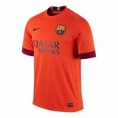 Nike FC Barcelona 2014/2015 Away Jersey