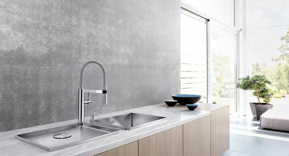 BLANCO ATTIKA XL 60, BLANCO CULINA-S Stylish Sinks  Taps on Trend