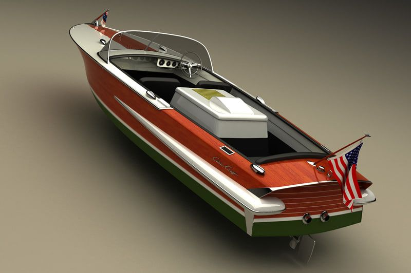 Chris Craft Holiday 1962 Max Chris Craft Classic Boats Wood Boats