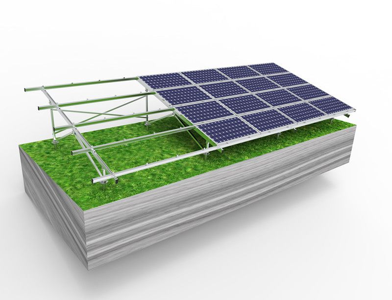 A N W Shape Design For Ground Solar Mounting In 2020 Shape Design Design Roof Solar Panel