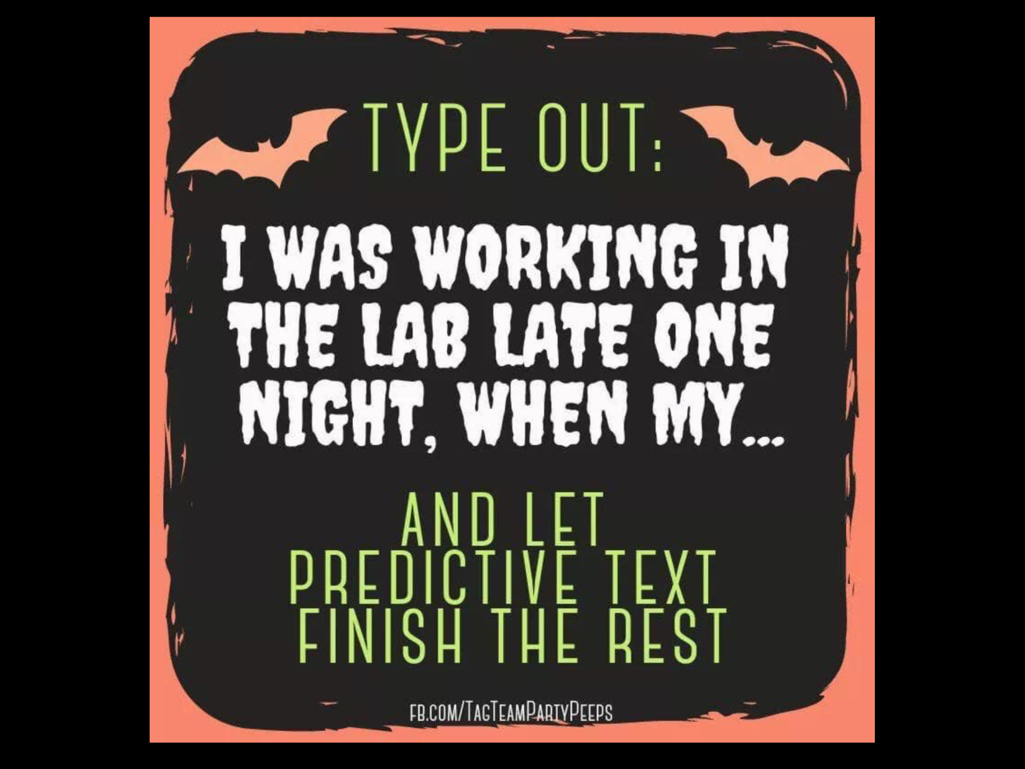 Pin by Samantha Begay on Halloween Predictive text
