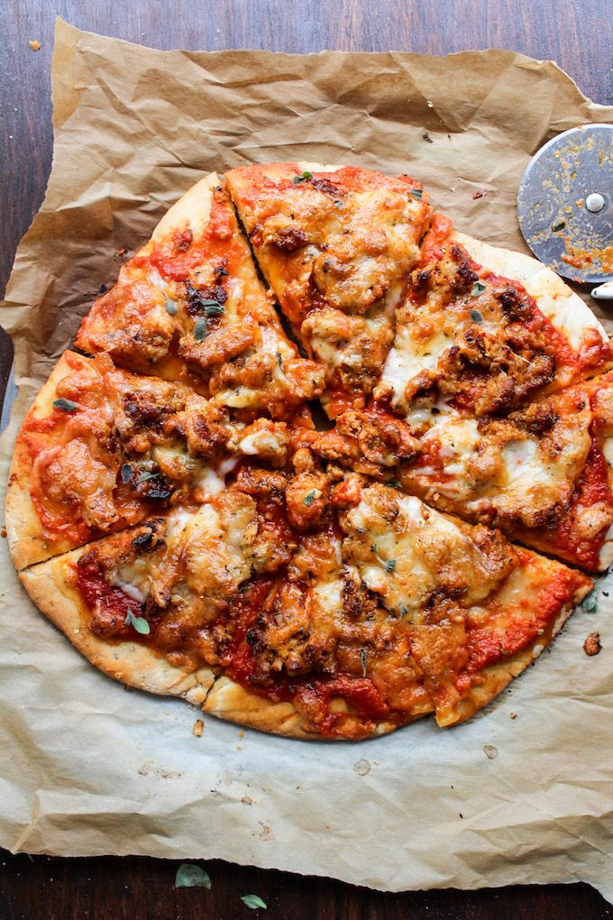 Gluten Free Pizza With Chorizo Sausage Recipe Gluten Free Pizza Gluten Free Pizza Crust Free Paleo Recipes