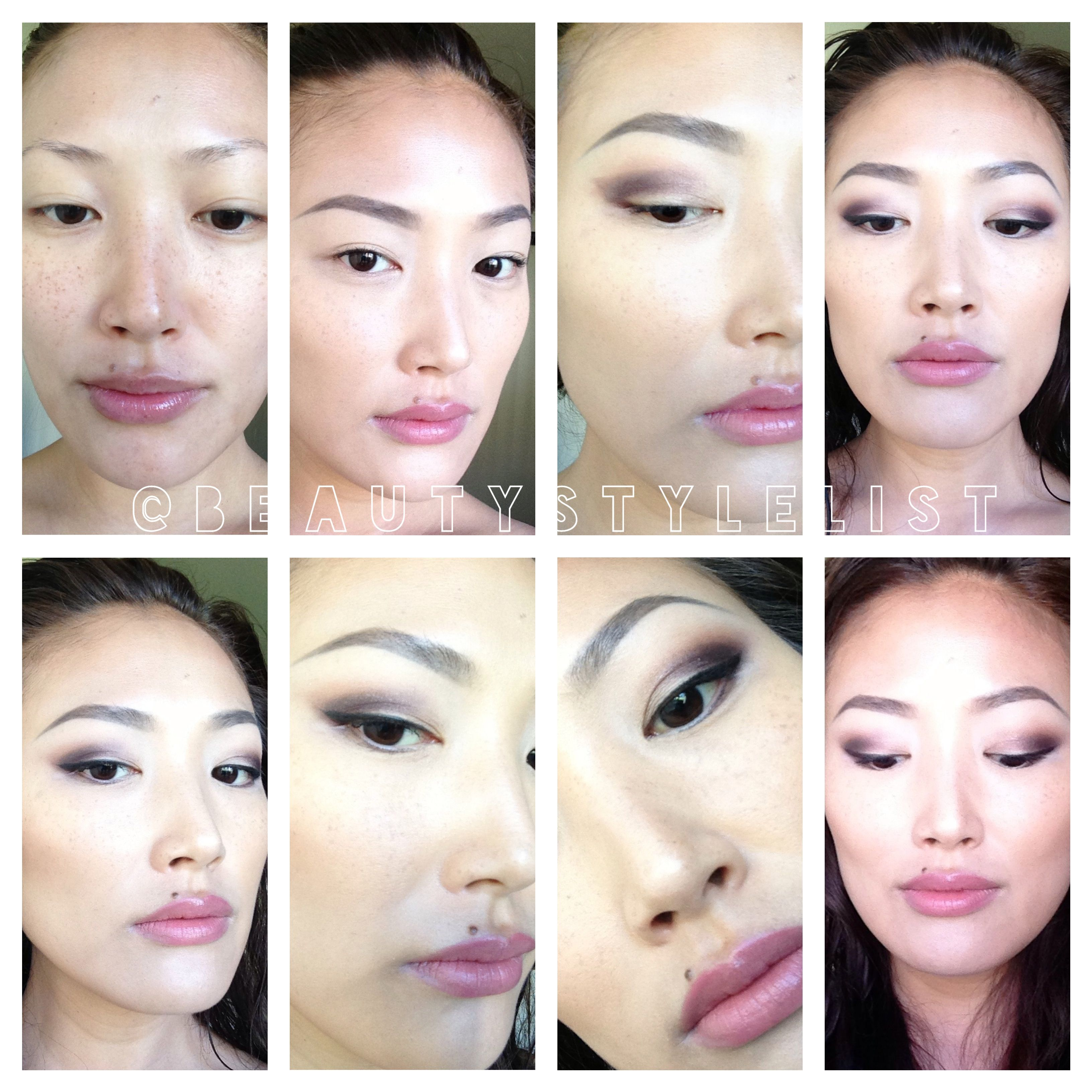 How To Build Color And Depth On Your Eyeshadow, Soft Smokey Eyes, Asian Eye