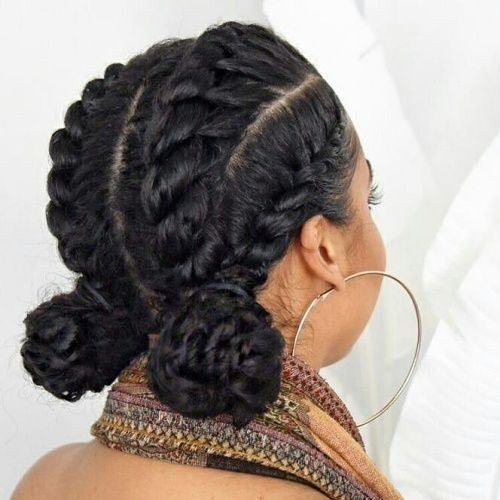 50 handy and practical flat twist hairstyles