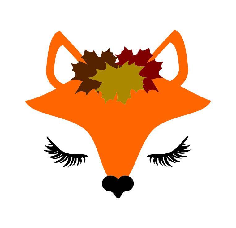 Fox Svg Fox Face Svg Svg Fox Svg Files For Cricut