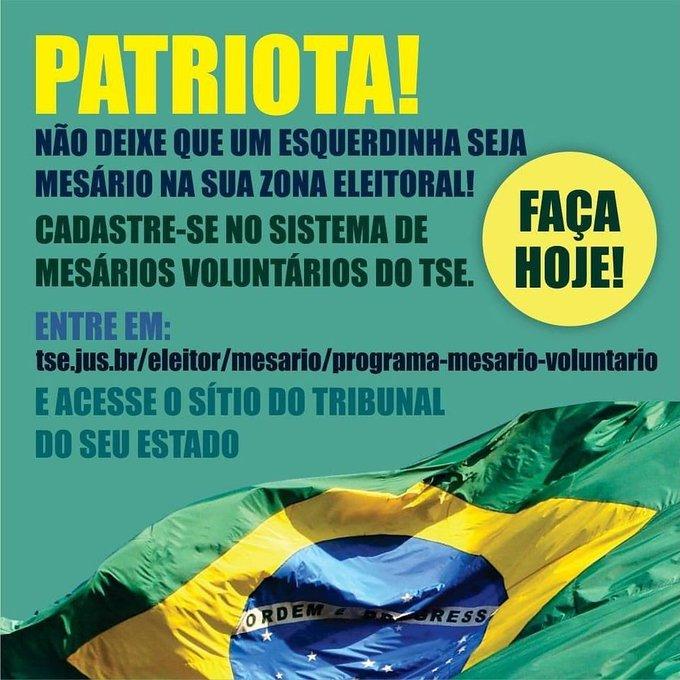 Pedro Sabino Filho Fechadocombolsonaro Pedrosabinodas4 Twitter Em 2020 Voluntarios