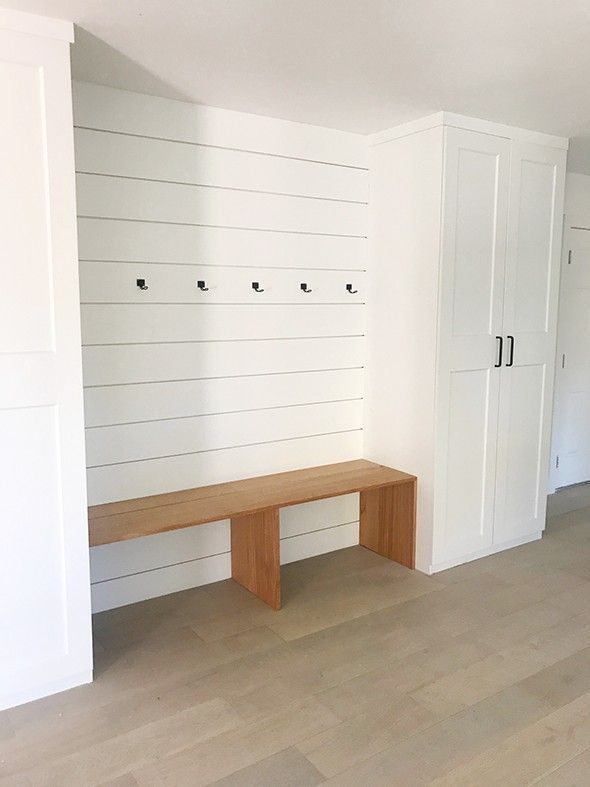 Photo of Gentry Family Room and Mudroom Reveal (Little Green Notebook)