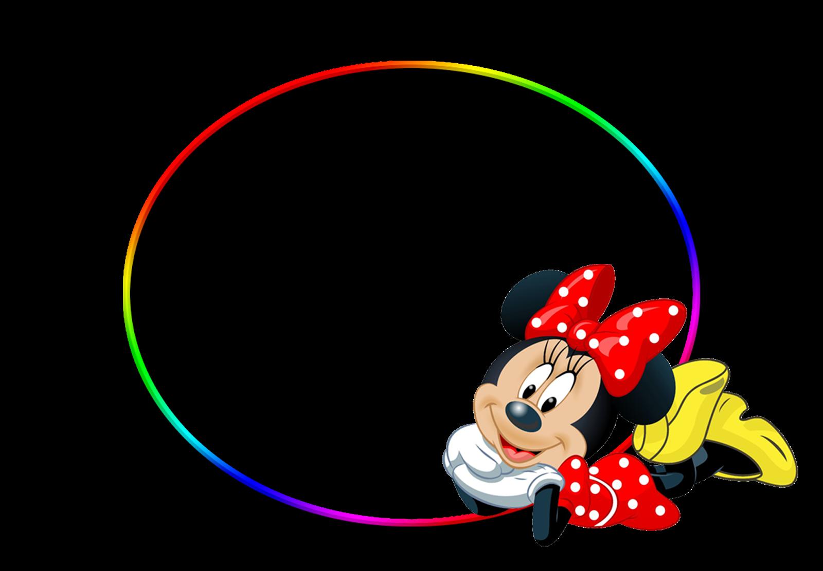 Molduras Png Simples Turma Do Mickey Mickey Png Fotos De