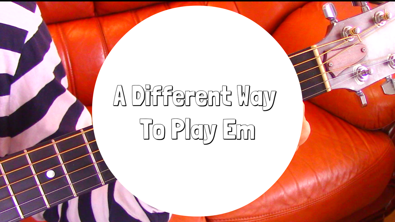 How to play the em chord on guitar image collections guitar here is a different way to play the em chord learn how to play em here hexwebz Choice Image