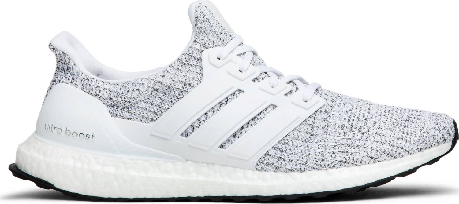 Men/'s Shoes DB3198 Cloud White//Cloud White//Blue Adidas UltraBoost 4.0