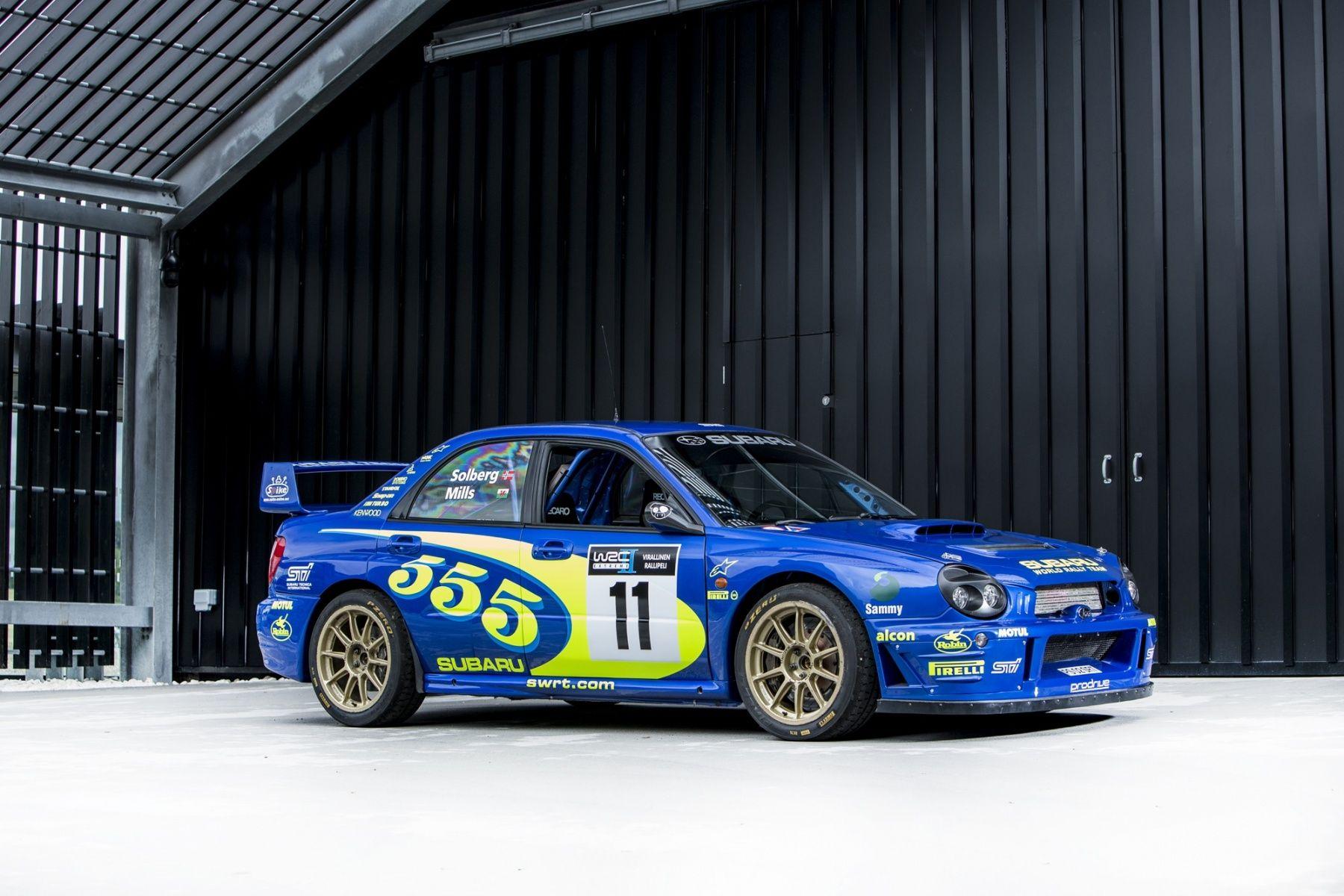 2001 02 Subaru Impreza Wrc Subaru Impreza Wrc Subaru Impreza Subaru