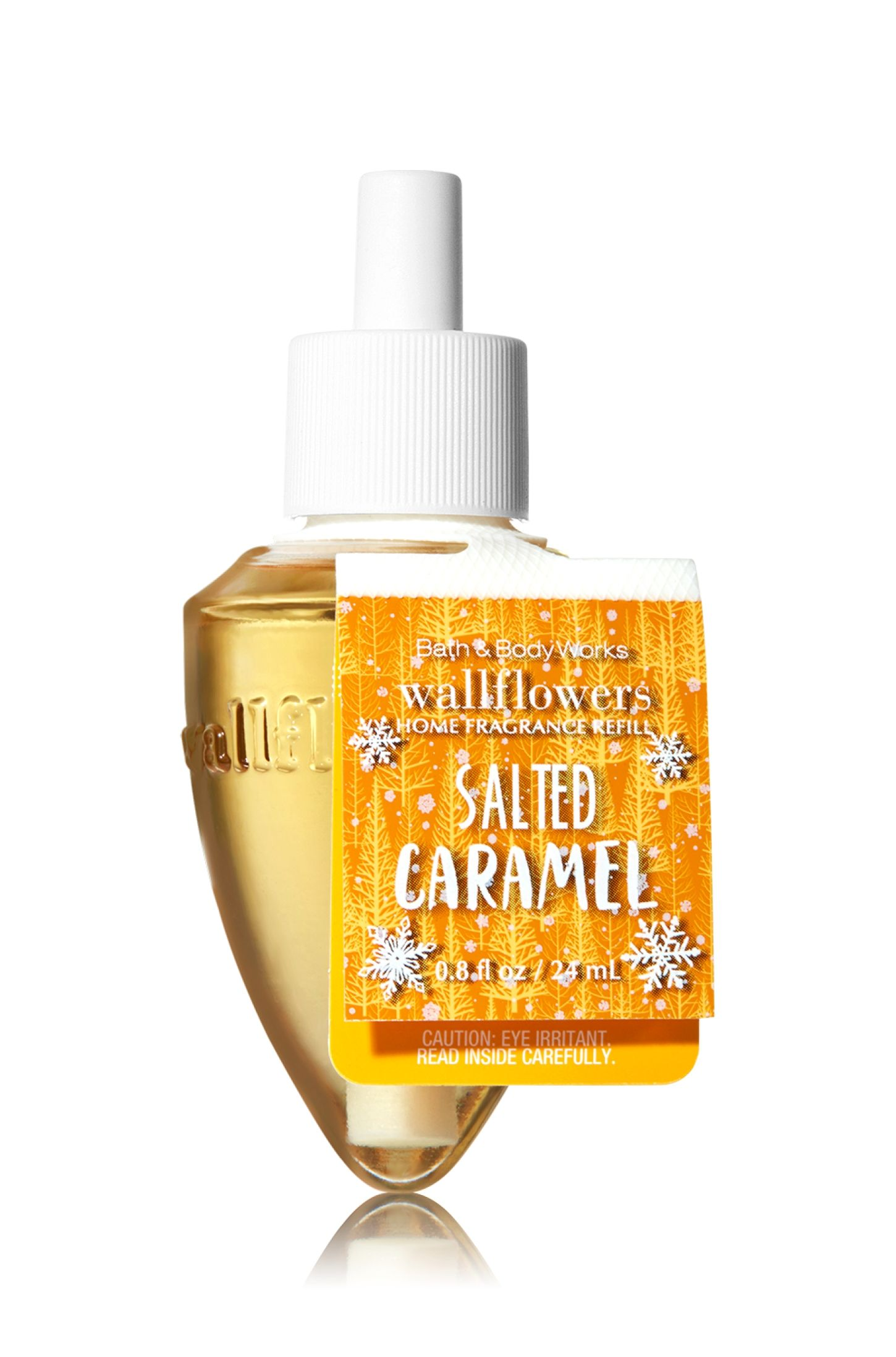 Salted Caramel Wallflowers Fragrance Refill Home Fragrance 1037181 Bath Body Works Bath And Body Works Body Cleanser Bath And Body