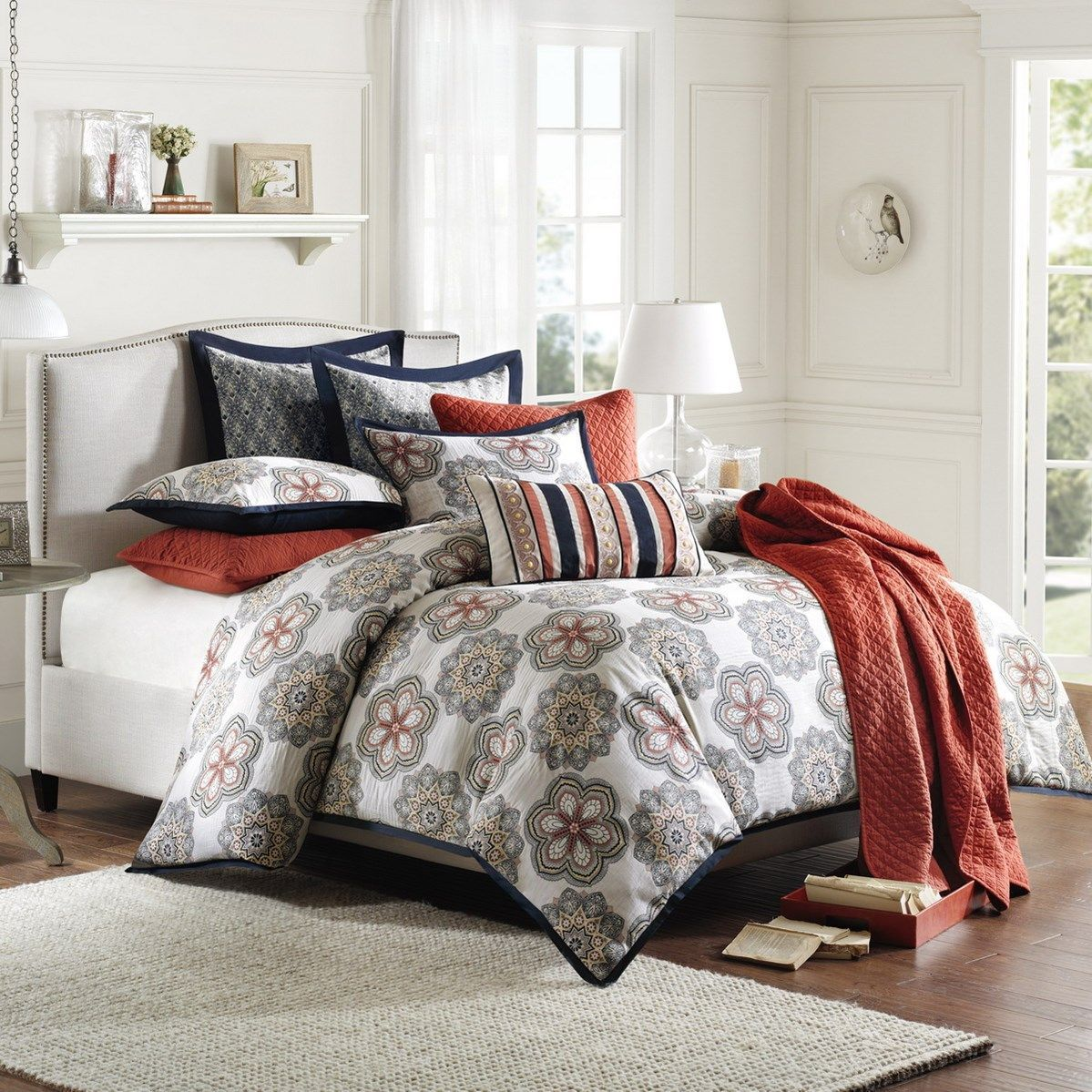 Ridiculous Tips: Transitional Bedroom Beige Transitional