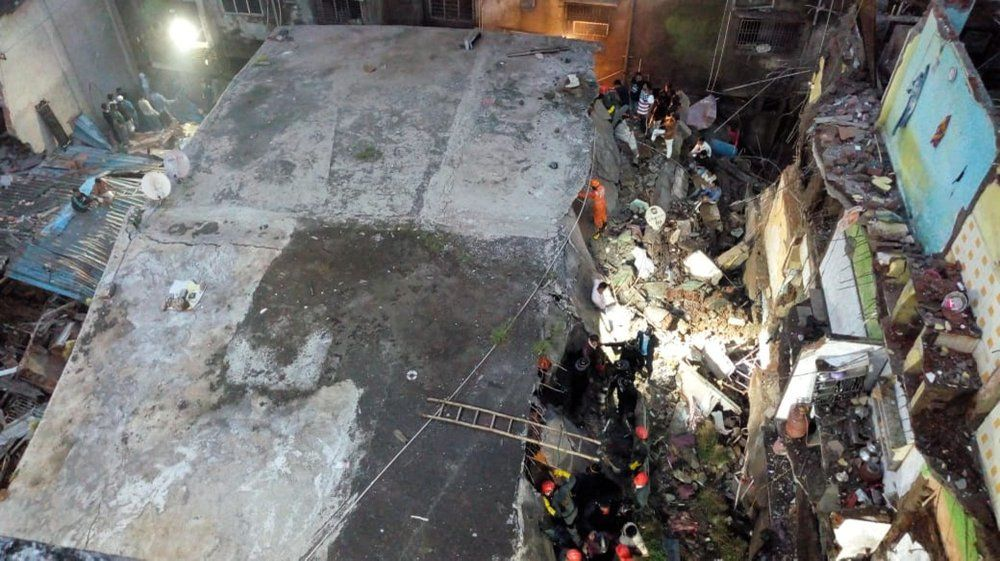 Pin On Building Collapsed India