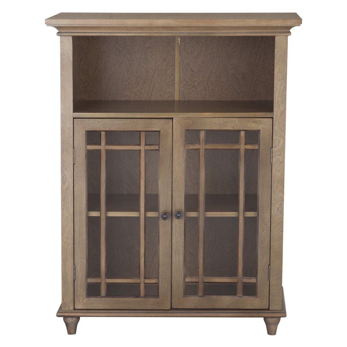 Elegant Home Harrington 2 Door Floor Cabinet 137 99 From Hayneedle Com Elegant Home Fashions Elegant Homes Home