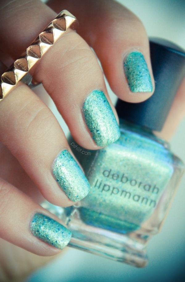 Mermaid\'s Dream by Deborah Lippmann | Uñas lindas, Diseños de uñas y ...