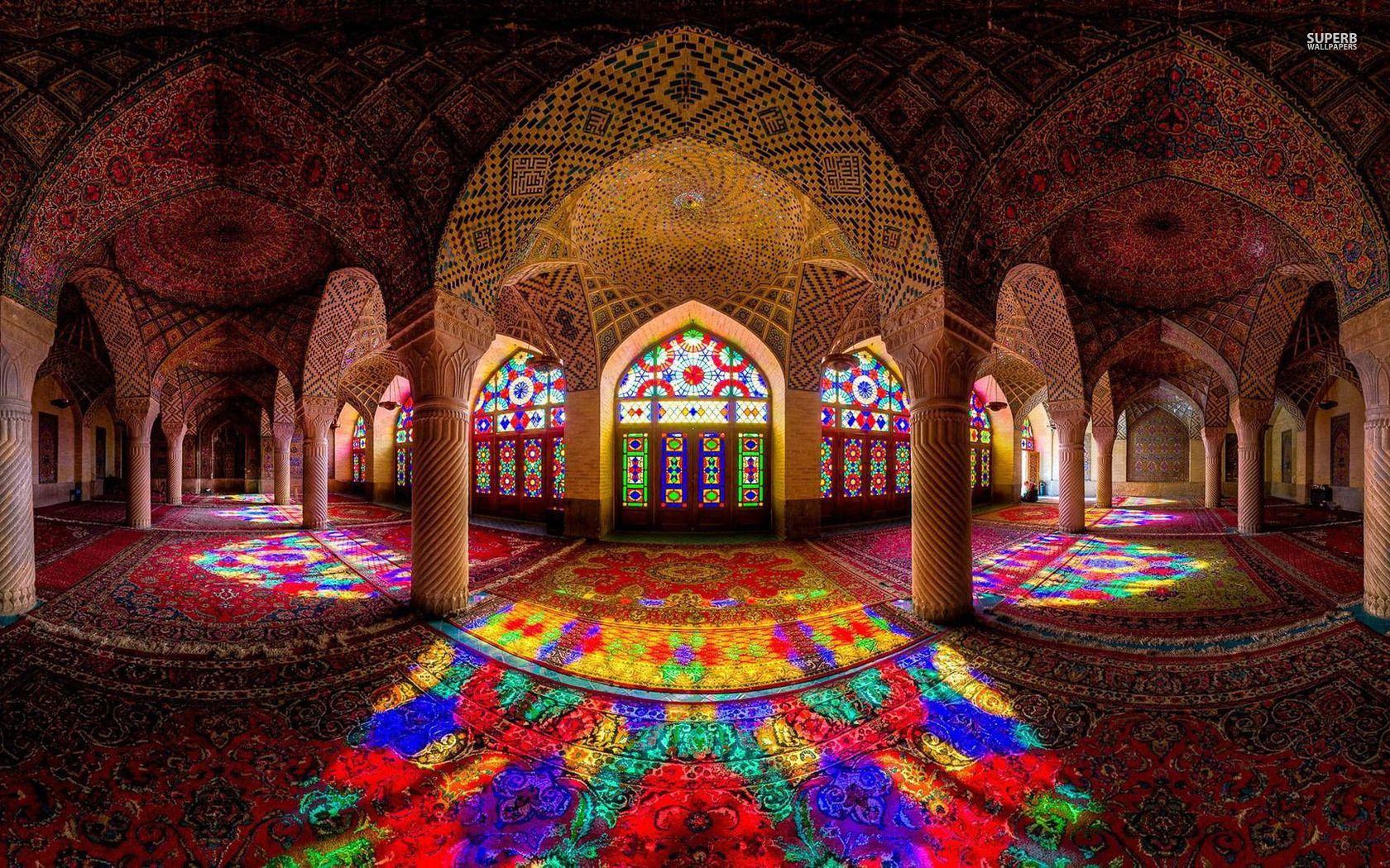 Nasir AlMulk Mosque Rules Nasir AlMulk Mosque Iran Wallpaper - The mesmerising architecture of iranian mosques