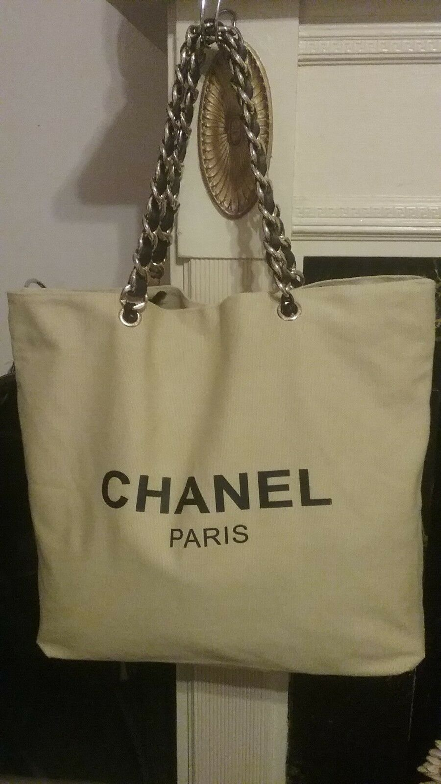 44858ff2d5eea2 Details about CHANEL VIP TOTE in 2019   CHANEL Bags Collection ...