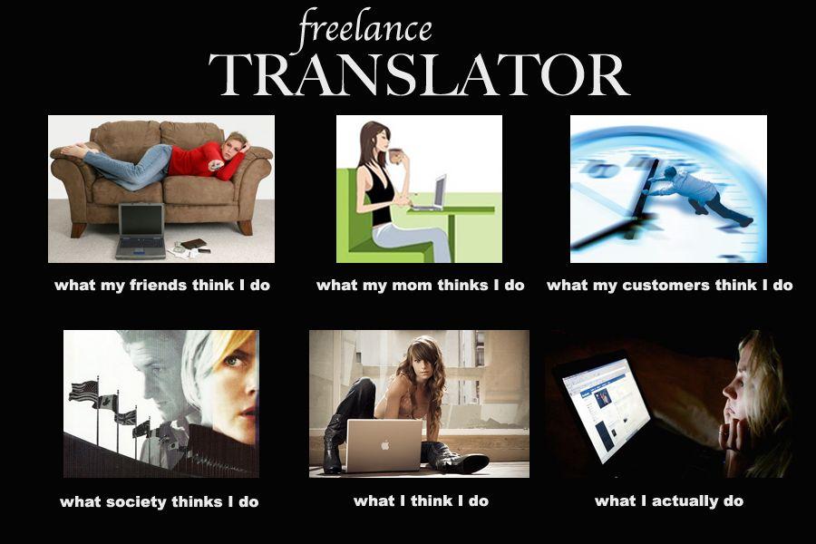 23854e91b80606298842f8898f003e3b freelance translator meme traduciendo, lenguaje y risas