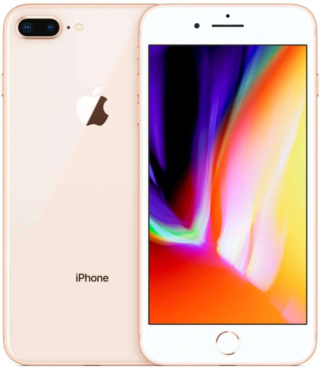 Apple Iphone 8 Plus 256gb Gold For At T T Mobile Renewed Apple Iphone Iphone Price Iphone 8 Plus