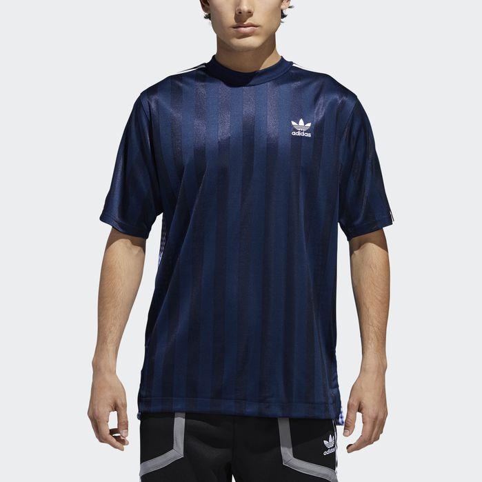 B-Side Jersey Navy Blue 2XL Mens   Adidas originals mens, Adidas ...