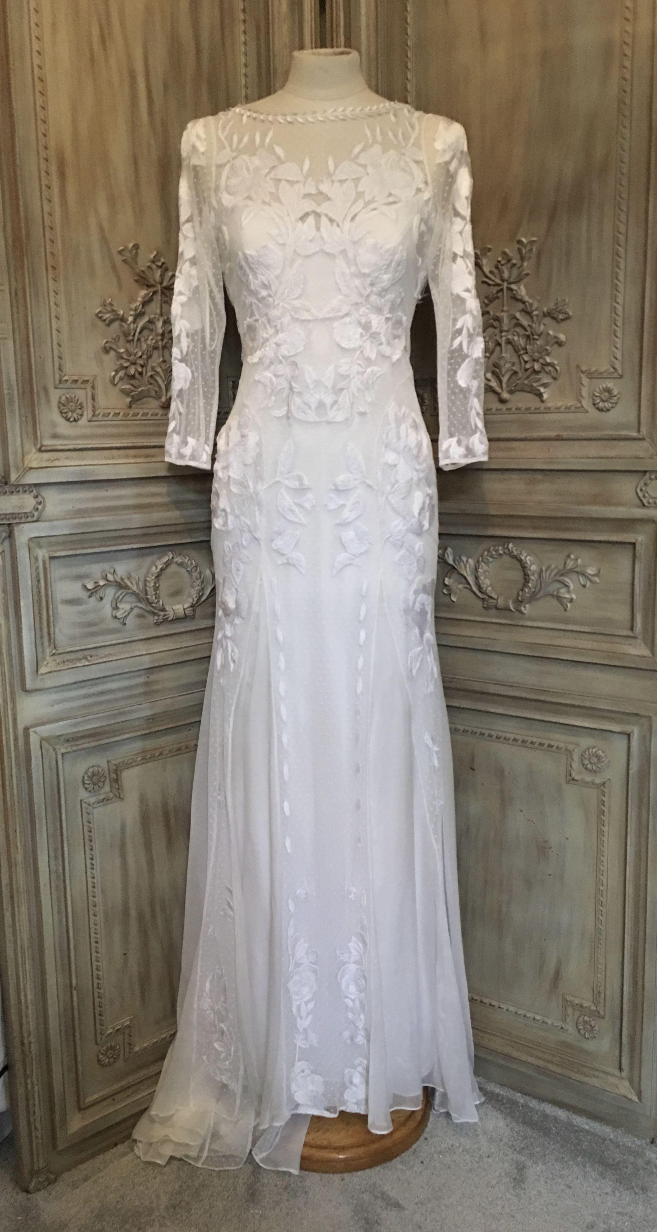 Alice Temperley Aubrey Alicetemperley Aubrey Prelovedweddingdress Designerwed Preloved Wedding Dresses Designer Wedding Dresses