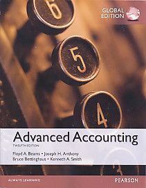 Advanced Accounting Twelfth Edition Global Edition Floyd A Beams Global Accounting Beams