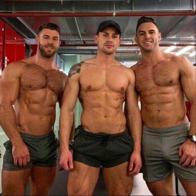 Männer Bauch Typen