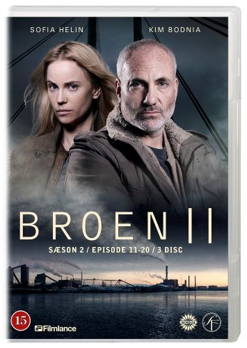 Bron Broen The Bridge Its So Scandinavian How Can We Not Love It Broen The Bridge Tv Show Tv Detectives Bron