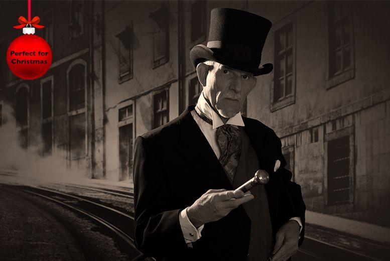 Dickensian Murder Mystery & Dinner for 2