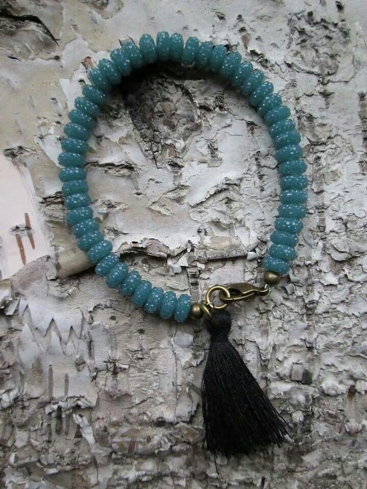 Sparkling beads armband  Www.missfratelli.nl