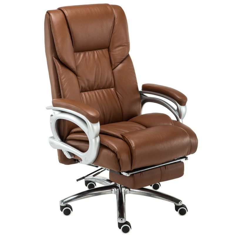 Household Simple Style Computer Chair with Footrest ...
