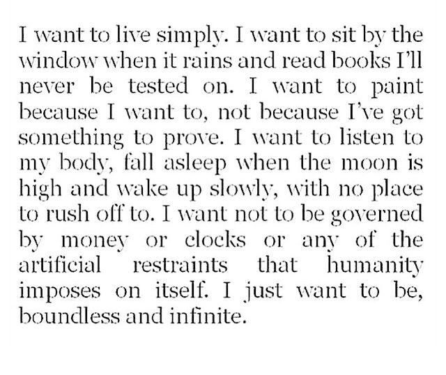 I Want To Live Simply Quote Inspiration Quotes Live Simply Words