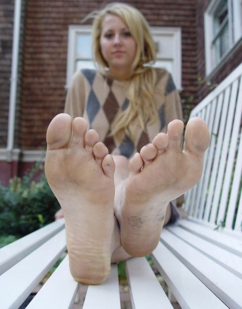Fetish foot free long movie toenails very-8334