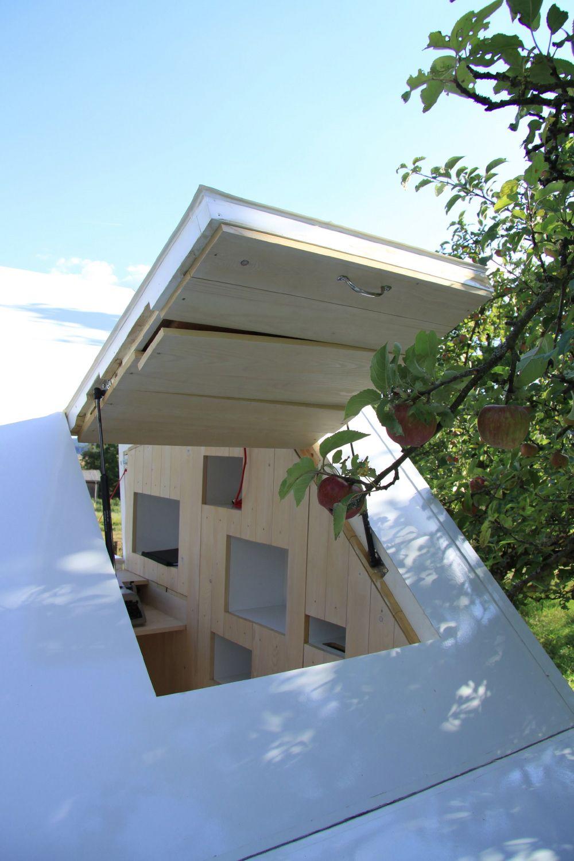 Architekten Weimar klappe auf klappe zu mobile forschungsstation in weimar weimar