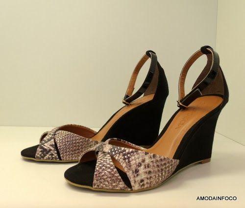 A Moda In Foco: Aposte no conforto! Com a Couro & Cia.